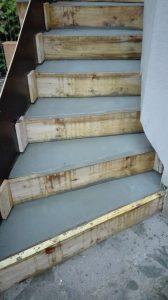 KFH H8 Außentreppe