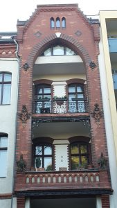 WEG Claudiusstraße Berlin-Sanierung Klinkerfassade